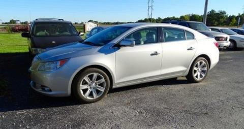 Used 2010 buick lacrosse for sale in missouri for Thomas motors moberly mo