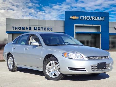 Chevrolet impala for sale in moberly mo for Thomas motors moberly mo