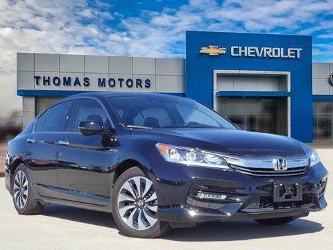 2017 Honda Accord Hybrid for sale in Moberly, MO