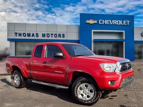 Toyota tacoma for sale in moberly mo for Thomas motors moberly mo