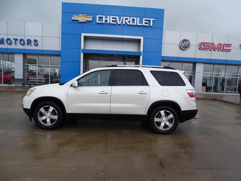 2011 gmc acadia for sale in missouri for Thomas motors moberly mo