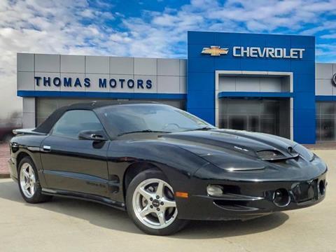 2001 Pontiac Firebird for sale in Moberly, MO