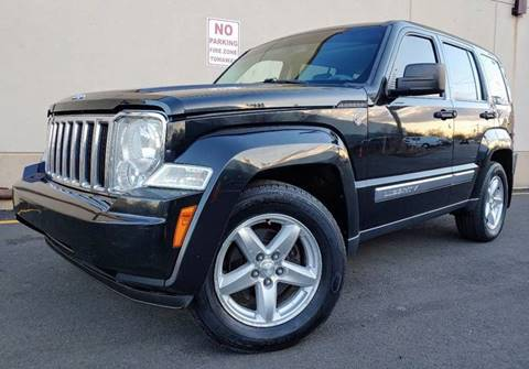 2008 Jeep Liberty for sale in Hasbrouck Heights, NJ