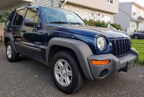 2004 Jeep Liberty for sale in Hasbrouck Heights, NJ