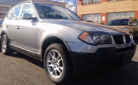 2005 BMW X3 for sale in Hasbrouck Heights, NJ