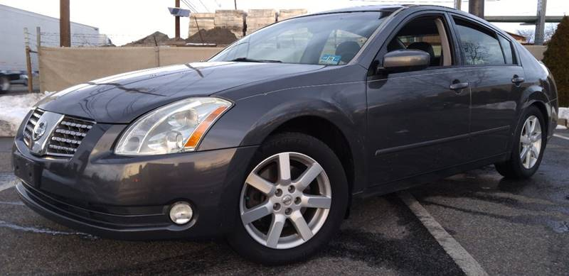 2006 Nissan Maxima 3.5 SL 4dr Sedan   Hasbrouck Heights NJ
