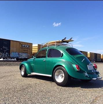 1971 Volkswagen Super Beetle for sale in Sacramento, CA