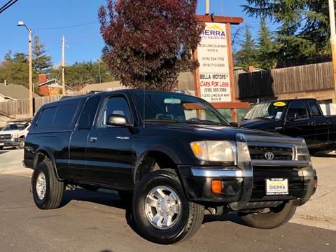 1999 Toyota Tacoma for sale in Auburn, CA