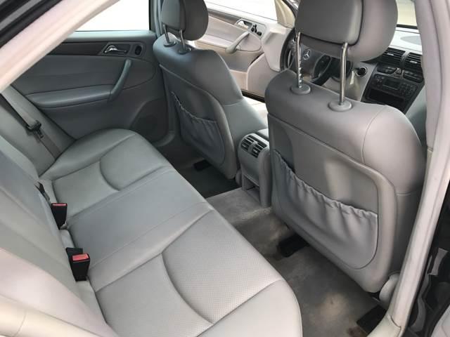 2003 Mercedes-Benz C-Class C 320 4dr Sedan - Duluth GA