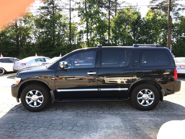 2004 Infiniti Qx56 4wd 4dr Suv In Duluth Ga B Brother Auto Sales