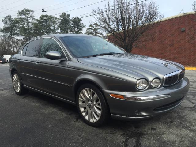 2003 Jaguar X-Type AWD 2.5 4dr Sedan - Duluth GA