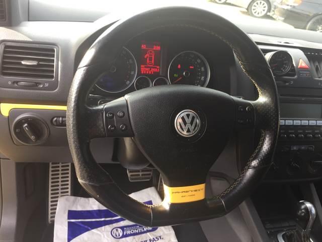2007 Volkswagen Jetta Fahrenheit GLI 4dr Sedan (2L I4 6A) - Duluth GA