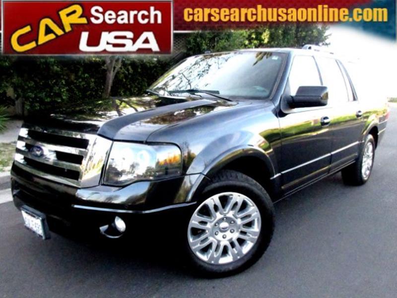 Ford Expedition El Xdr Suv In Arleta Ca Car Search Usa
