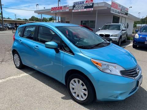 2015 Nissan Versa Note for sale in Sacramento, CA