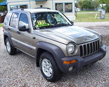 2003 Jeep Liberty For Sale  Carsforsalecom