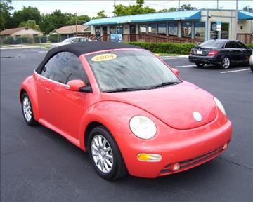 2004 Volkswagen New Beetle for sale in Orlando, FL