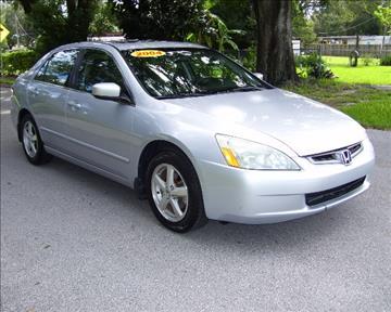 2004 Honda Accord for sale in Orlando, FL
