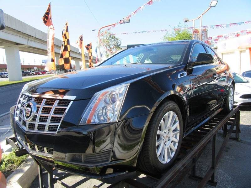 Used Cadillac CTS For Sale Miami FL CarGurus - South florida cadillac dealers