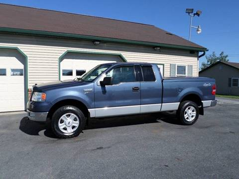2004 Ford F-150 for sale in Ephrata, PA