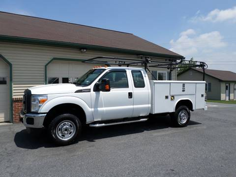 2015 Ford F-250 Super Duty for sale in Ephrata, PA