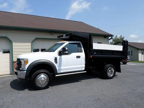 2017 Ford F-450 Super Duty for sale in Ephrata, PA