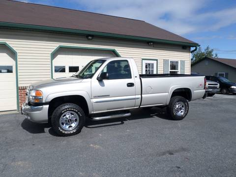 2007 GMC Sierra 2500HD Classic for sale in Ephrata, PA