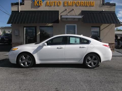 2012 Acura TL for sale in Glen Burnie MD