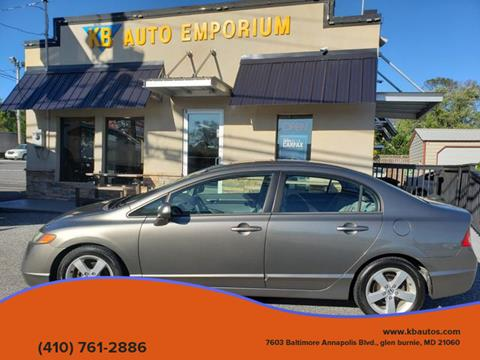 2006 Honda Civic for sale in Glen Burnie, MD
