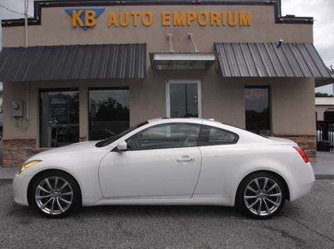 2009 Infiniti G37 Coupe for sale in Glen Burnie MD