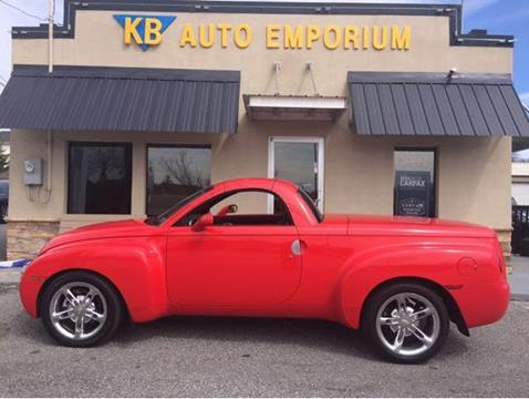 2004 Chevrolet SSR for sale in Glen Burnie, MD