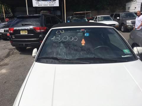2002 Volkswagen Cabrio for sale in Newark, NJ