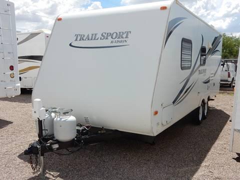 2011 R-Vision Trail SportTS22QB