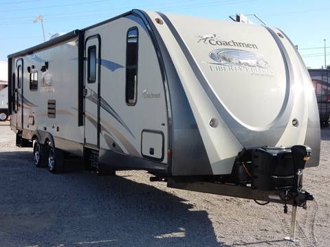 2013 Coachmen Freedom Express29RLDS