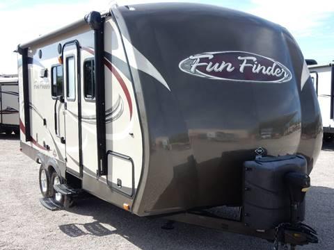 2015 Cruiser RV Fun Finder21OUDS for sale in Tucson, AZ