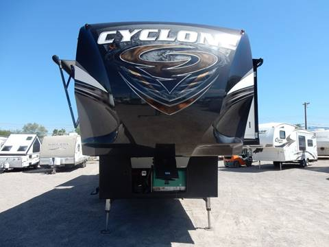 2017 Heartland Cyclone4018  for sale in Tucson, AZ