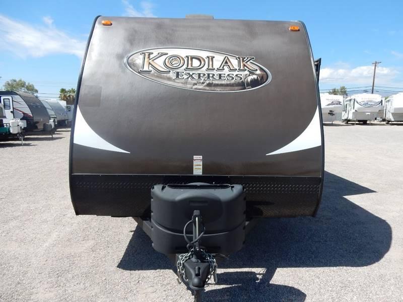 2014 Dutchmen Kodiak Express255bhsl Travel Trailer In Tucson AZ