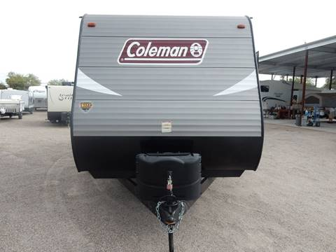 2018 Coleman LanternCTS244BH for sale in Tucson, AZ