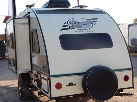 2016 Forest River R-Pod RP178