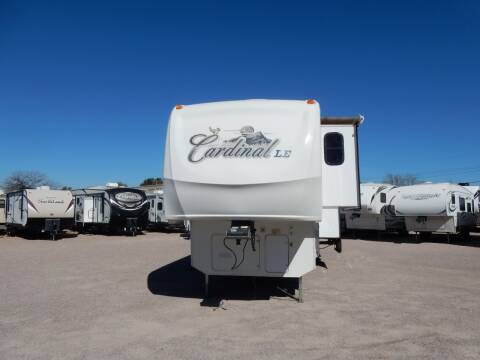 2008 Forest River Cardinal 362BH for sale at Eastside RV Liquidators in Tucson AZ