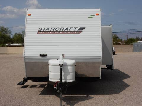 2011 Starcraft Autumn Ridge 264RKS
