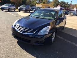 2010 Nissan Altima for sale at CARFIRST BALTIMORE in Baltimore MD