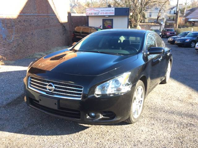 2010 Nissan Maxima For Sale At CARFIRST BALTIMORE In Baltimore MD