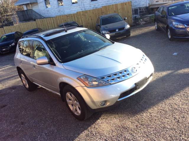 2007 Nissan Murano For Sale At CARFIRST BALTIMORE In Baltimore MD