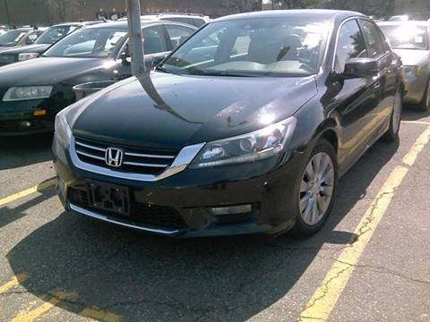 2015 Honda Accord for sale at CARFIRST BALTIMORE in Baltimore MD