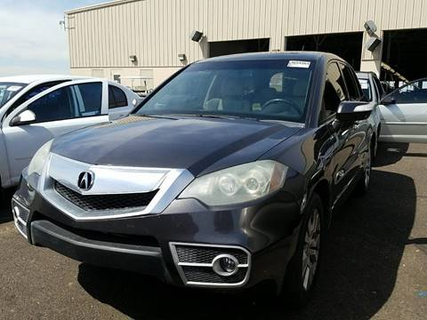 2011 Acura RDX for sale at CARFIRST BALTIMORE in Baltimore MD