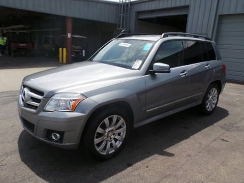 2012 Mercedes-Benz GLK for sale at CARFIRST BALTIMORE in Baltimore MD