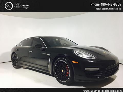 Porsche Panamera For Sale in Arizona  Carsforsalecom