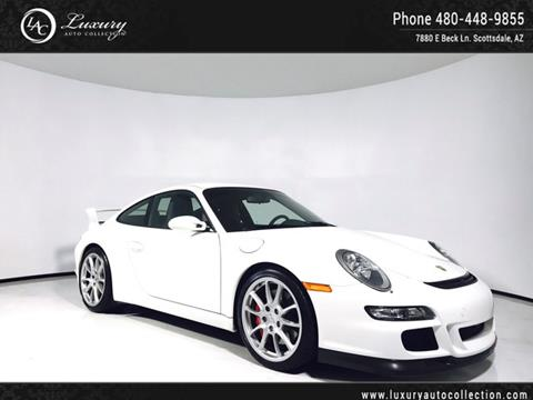 2007 Porsche 911 for sale in Scottsdale, AZ