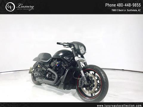 2009 Harley-Davidson V-Rod for sale in Scottsdale, AZ