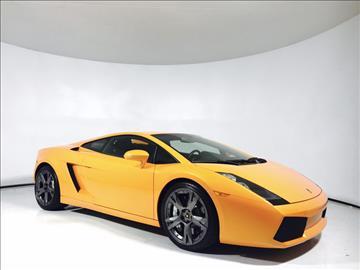 2008 Lamborghini Gallardo for sale in Scottsdale, AZ